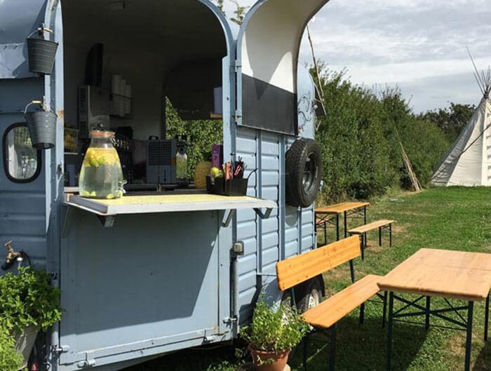 best campsite facilities glastonbury