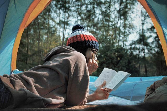 book camping at glastonbury 2020