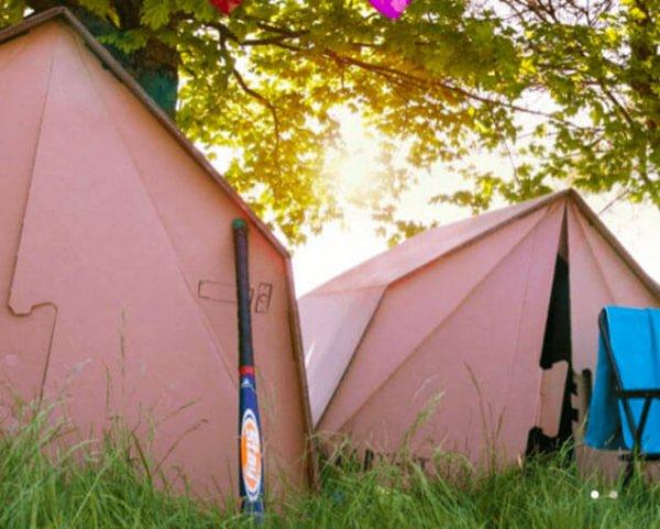 environmentally friendly campingy
