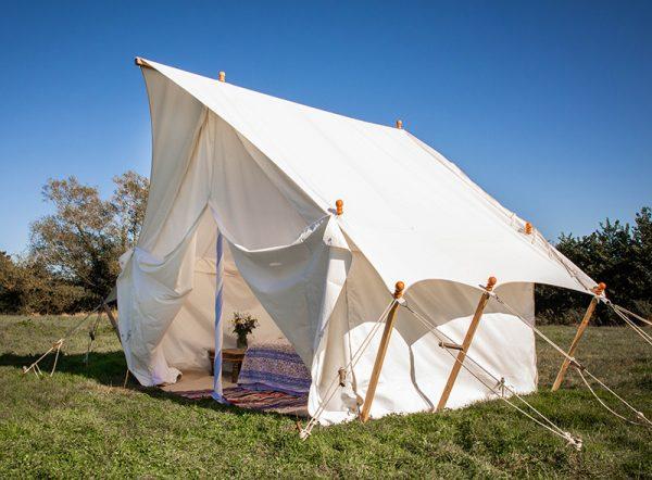 mini safari tent