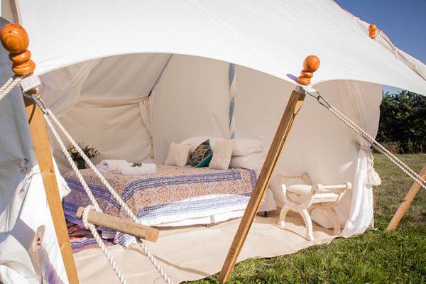 mini safari tent glastonbury